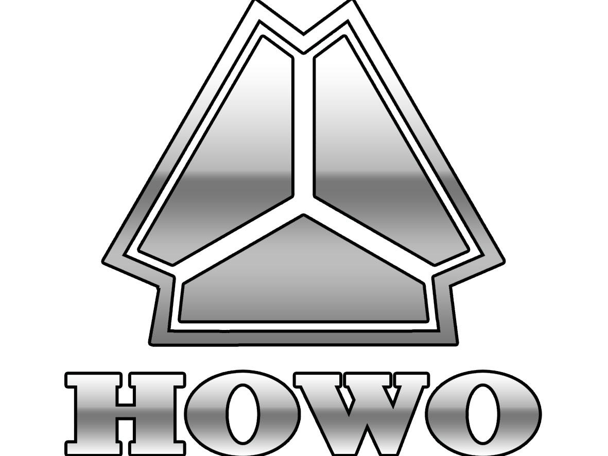 Howo Logo 3D Wallpaper