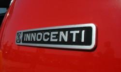 Innocenti Logo 3D