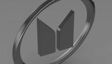 Isuzu Logo 3D
