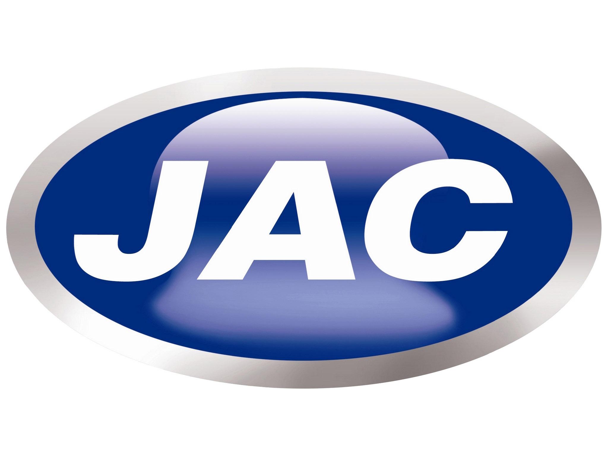 JAC Logo 3D Wallpaper