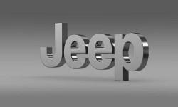Jeep logo 3D