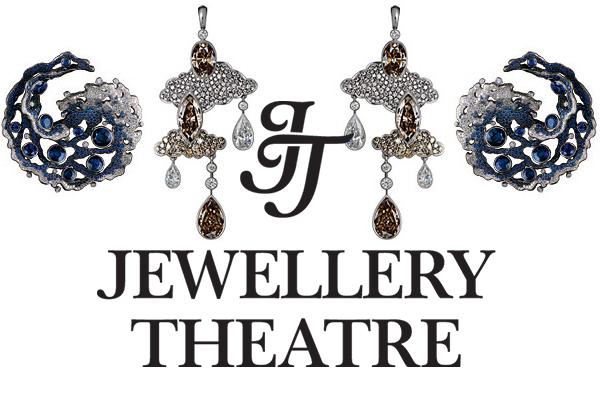 Jewellery Theatre Logo 3D Wallpaper