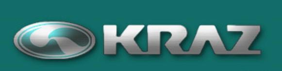 KRAZ Logo 3D Wallpaper