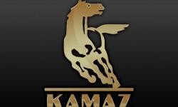 Kamaz Logo 3D