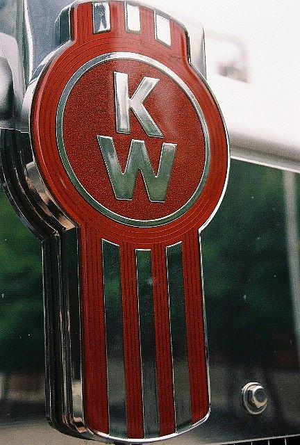 Kenworth Symbol Wallpaper