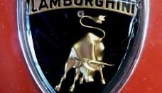 Lamborghini badge