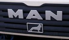 Man branding