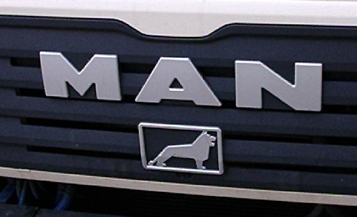 Man branding Wallpaper
