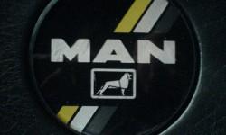 Man emblem