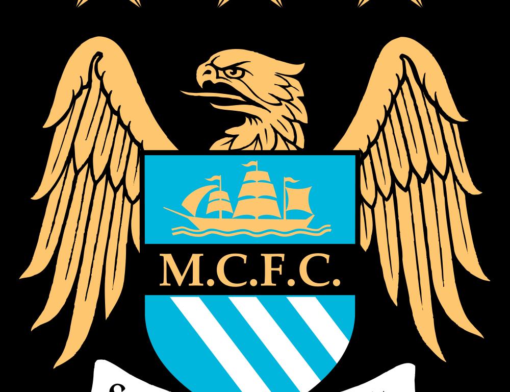 Manchester City FC Logo -Logo Brands For Free HD 3D