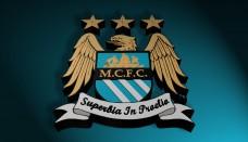 Manchester City FC Logo 3D