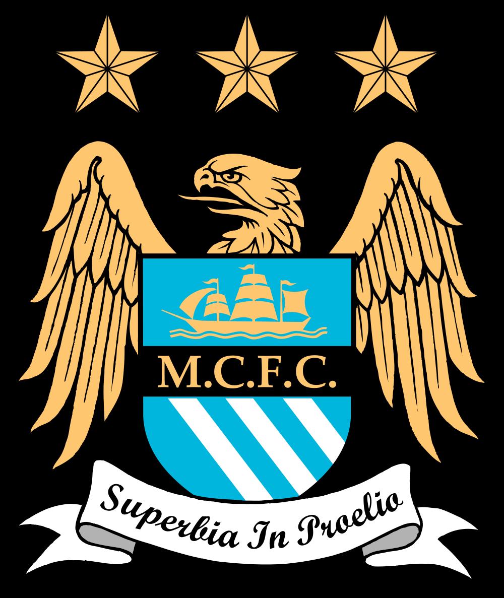 Manchester City FC Logo Wallpaper