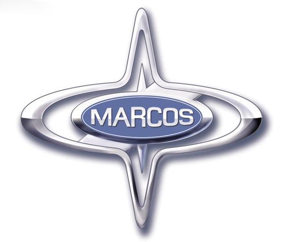 Marcos Logo Wallpaper