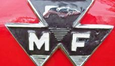 Massey Ferguson branding