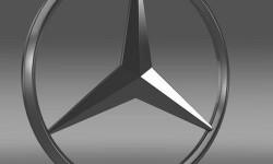 Mercedes Logo 3D