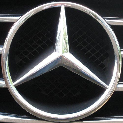Mercedes symbol Wallpaper