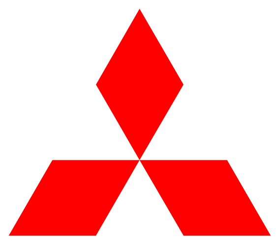 Mitsubishi symbol Wallpaper