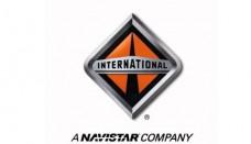 Navistar International Logo 3D