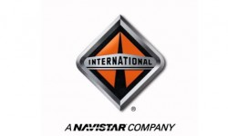 Navistar International Logo 3D