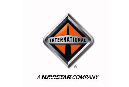 Navistar International Logo 3D Wallpaper