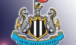 Newcastle United FC Logo 3D