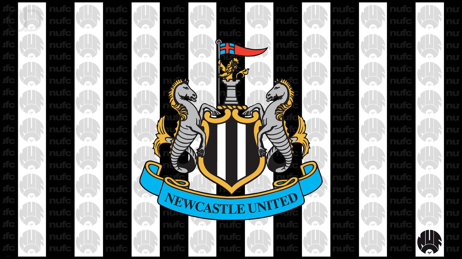 Newcastle United FC Symbol Wallpaper