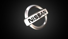 Nissan Logo 3D