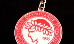 Olympiacos FC Logo 3D