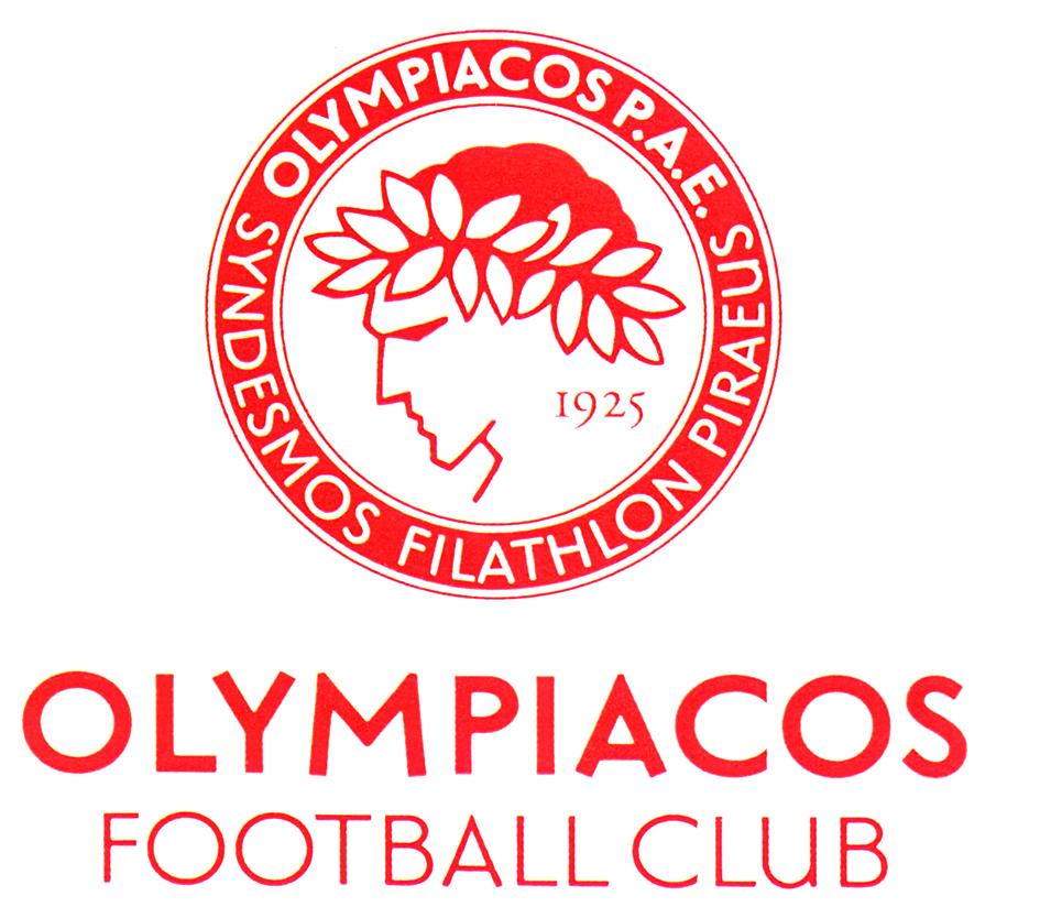 Olympiacos FC Logo Wallpaper