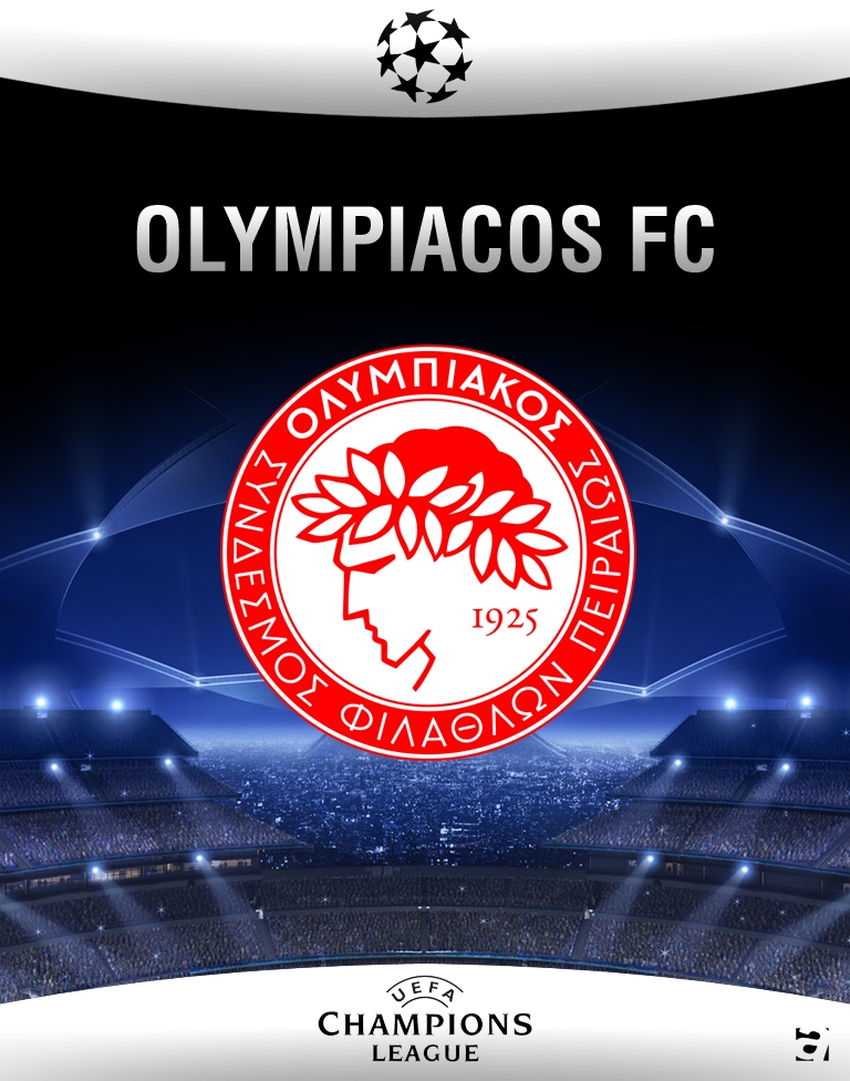 Olympiacos FC Symbol Wallpaper