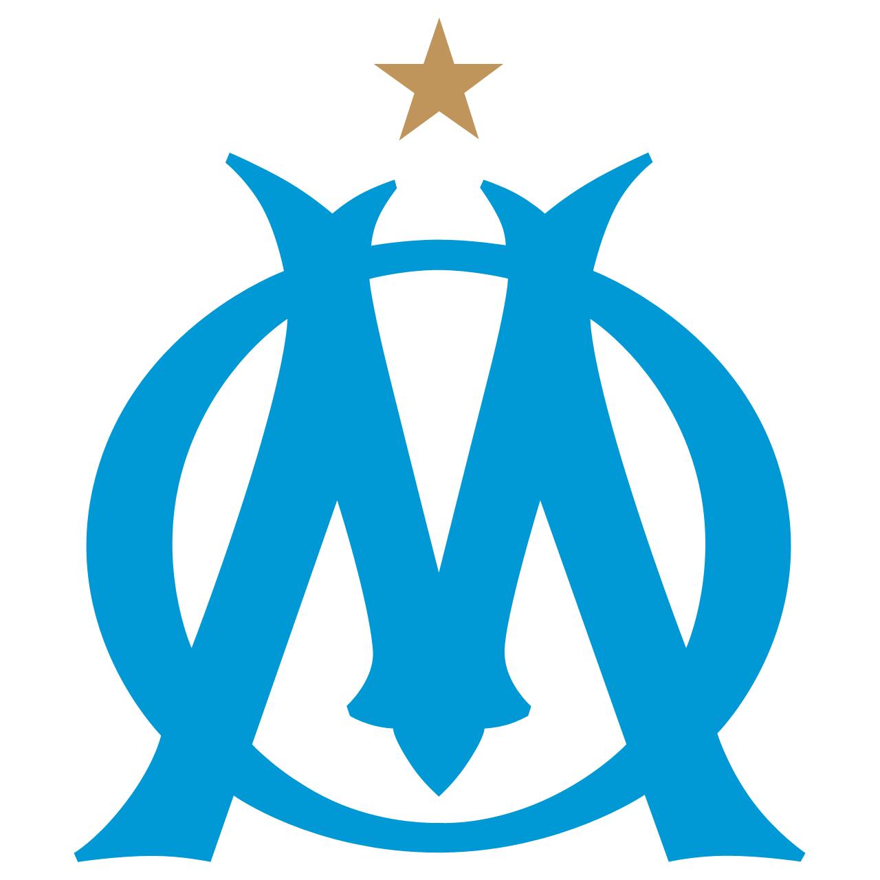 Olympique de Marseille Logo Wallpaper