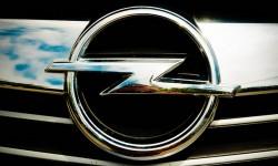 Opel graphic design