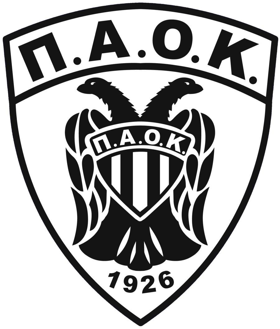 PAOK FC Logo Wallpaper