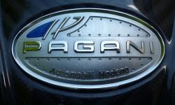 Pagani badge