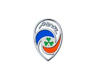 Panoz Logo 3D Wallpaper