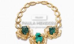 Paula Mendoza Logo 3D