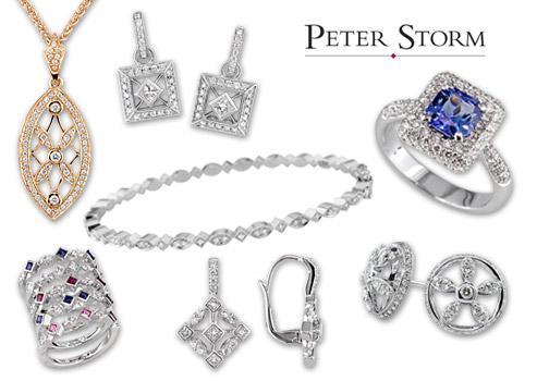Peter Storm Jewelry Symbol Wallpaper