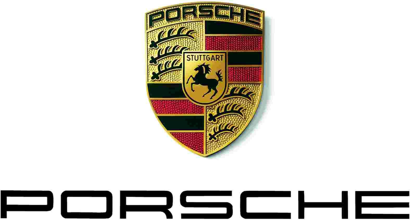 Porsche Symbol Wallpaper