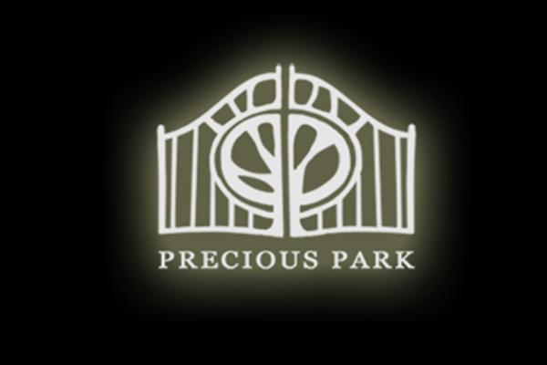 Precious Park  Jewelry Logo Wallpaper