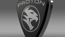Proton Logo 3D