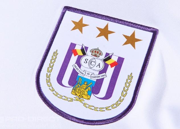 RSC Anderlecht Logo 3D Wallpaper