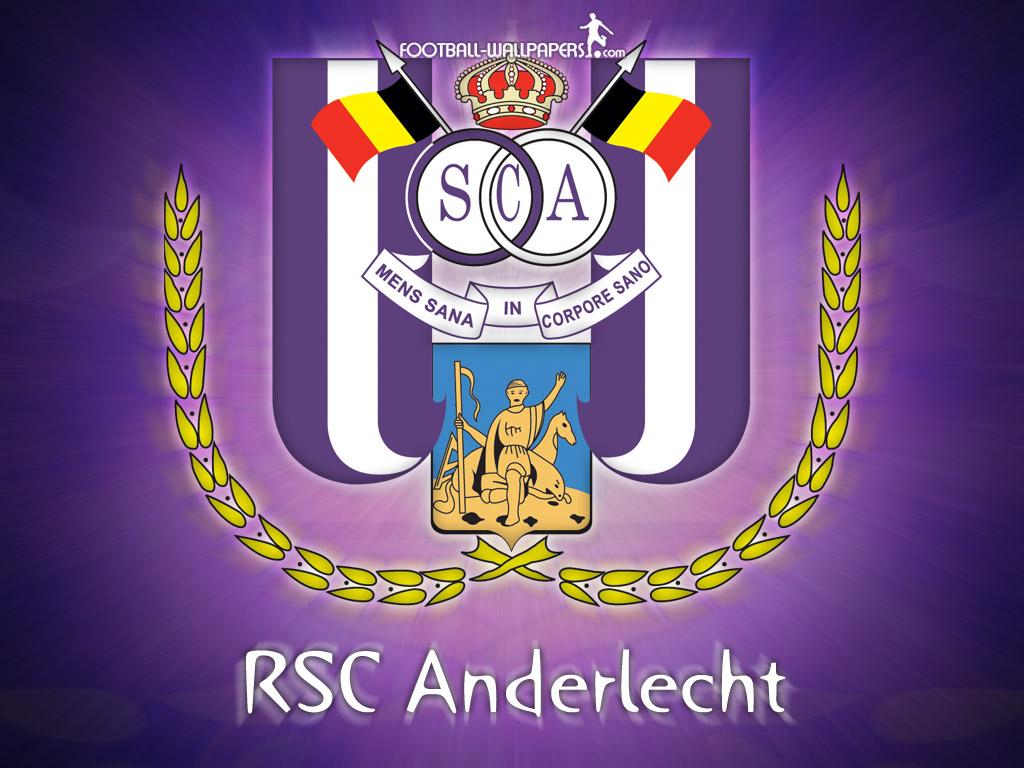 RSC Anderlecht Symbol Wallpaper