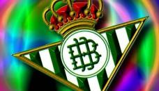 Real Betis Balompie Logo 3D