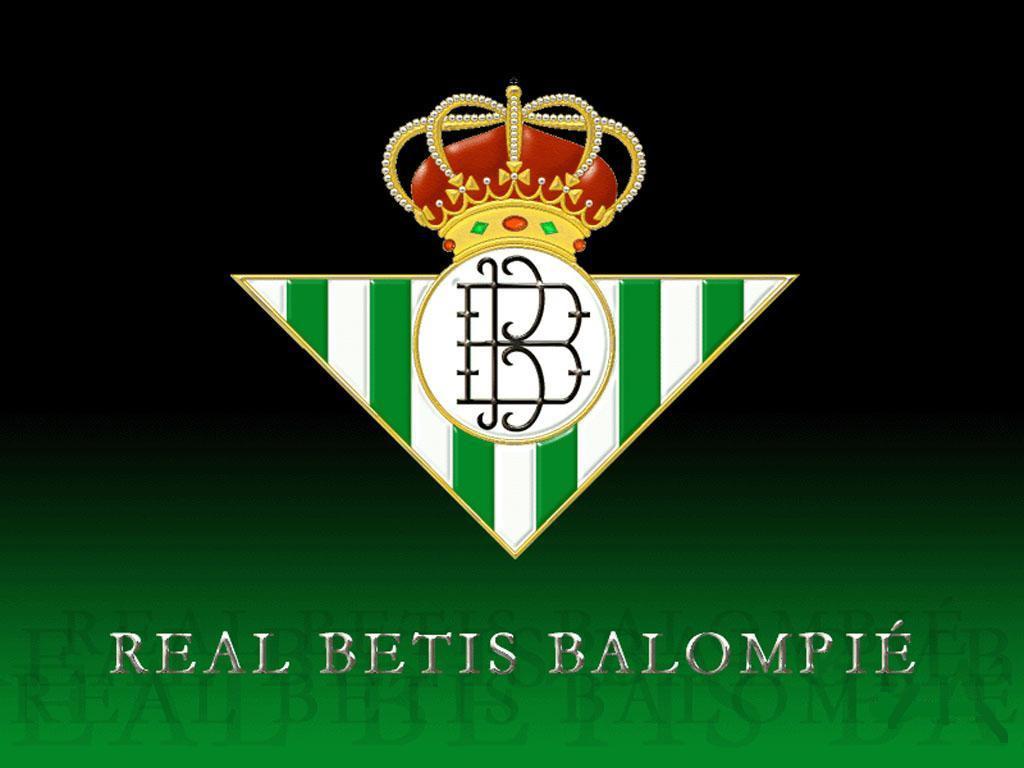 Real Betis Balompie Symbol Wallpaper