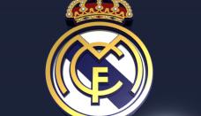 Real Madrid CF Logo 3D