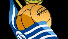 Real Sociedad de Futbol Logo 3D