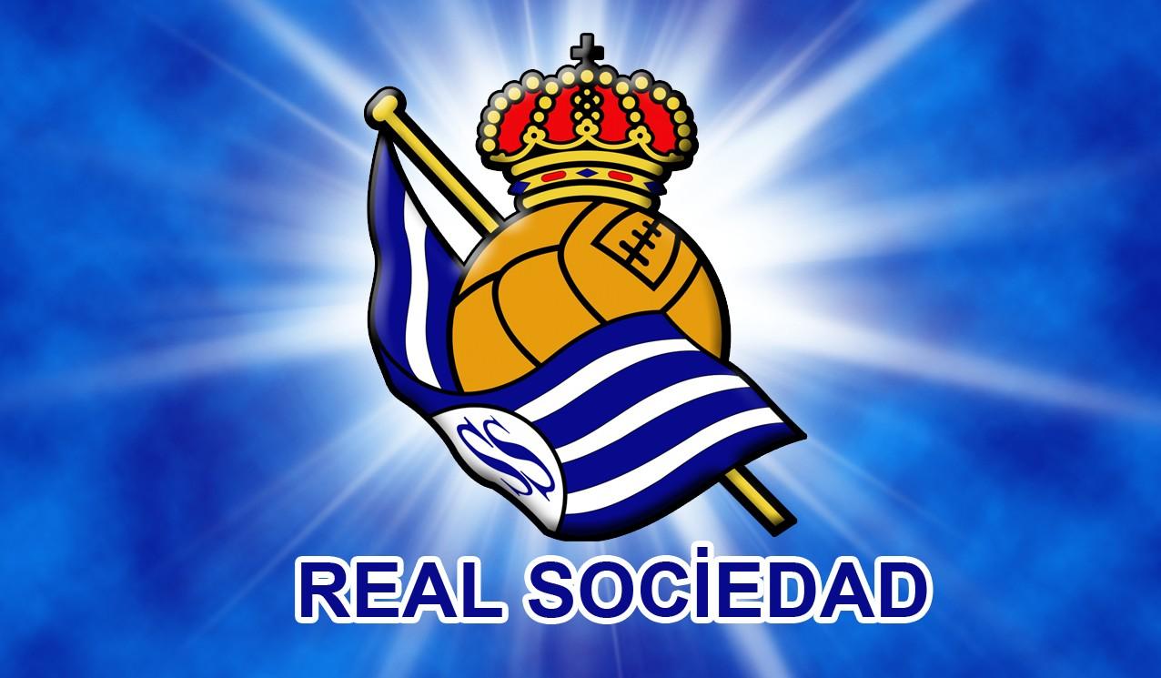 Real Sociedad de Futbol Symbol Wallpaper
