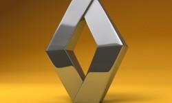 Renault Logo 3D