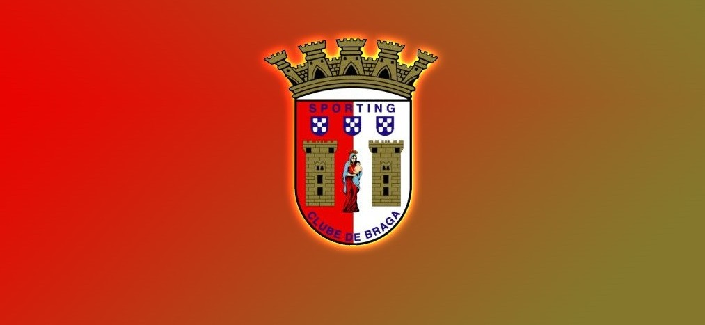 SC Braga Logo Symbol Wallpaper
