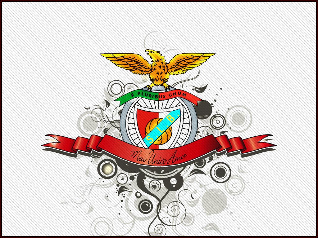 SL Benfica Symbol Wallpaper